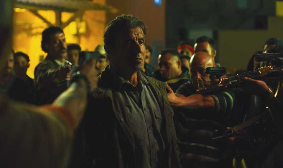 Rambo Last Blood'