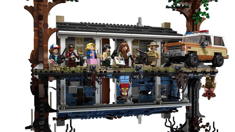 STRANGER THINGS LEGO Set