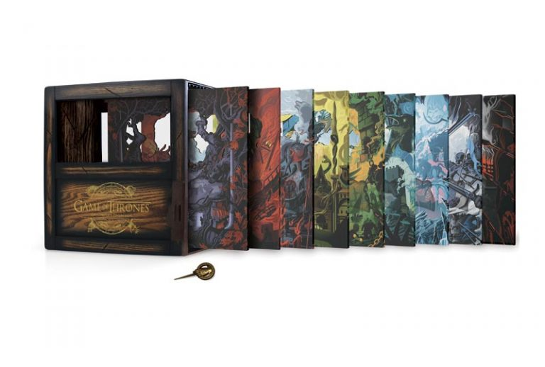 Game of Thrones: The Complete Collection