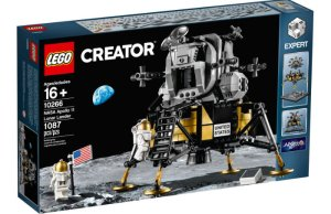 LEGO Apollo 11 Lunar Lander Set