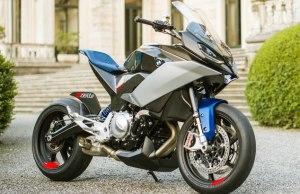 BMW Smart Motorcycle