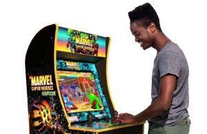 Marvel Arcade Cabinet
