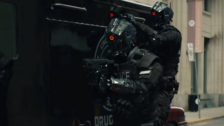 Teaser Trailer for Sci-Fi Action Movie CODE 8   FizX