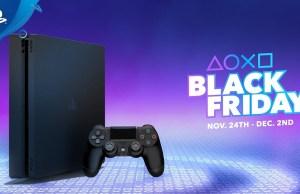 Black Friday 2019 PSN Game Sale