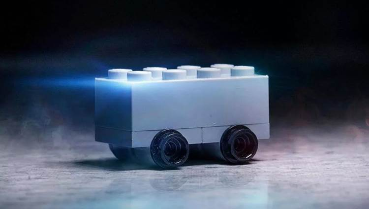 Lego Elon Musk's Tesla Cybertruck