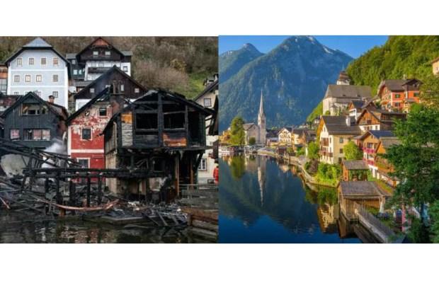 Austria's World Heritage Site Hallstatt