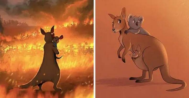 Australia Brushfires
