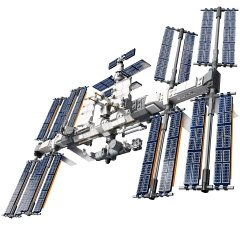 International Space Station Lego