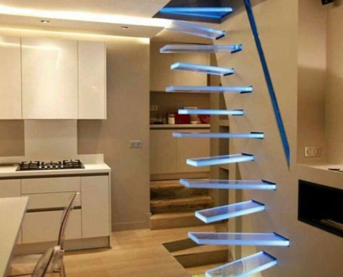Stair Design Fails