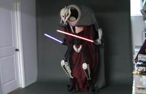 STAR WARS General Grievous Cosplay