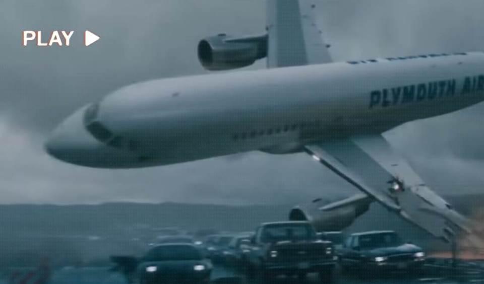 Movie Plane Crashes