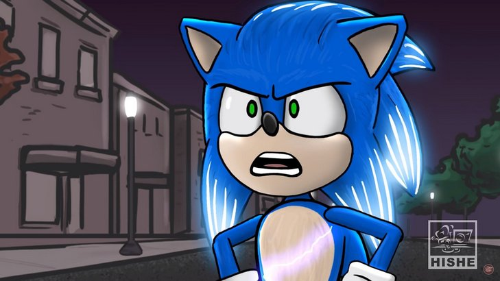 Funny And Creative Ideas Of How Sonic The Hedgehog Should Have Ended Fizx
