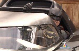 Batman Cosplayer