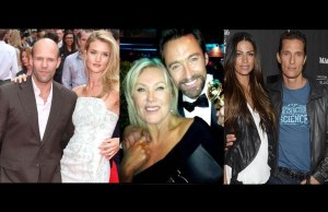 Celebrity Couples with Huge Age Differences