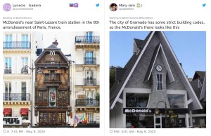 Strangest McDonald's Locations
