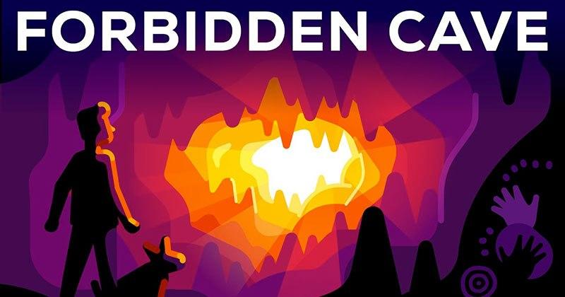 Teens Found a Cave