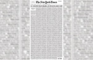 Sunday Edition of the New York Times
