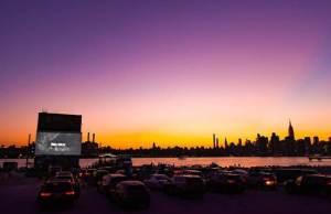 Brooklyn Drive-In Movie Theater