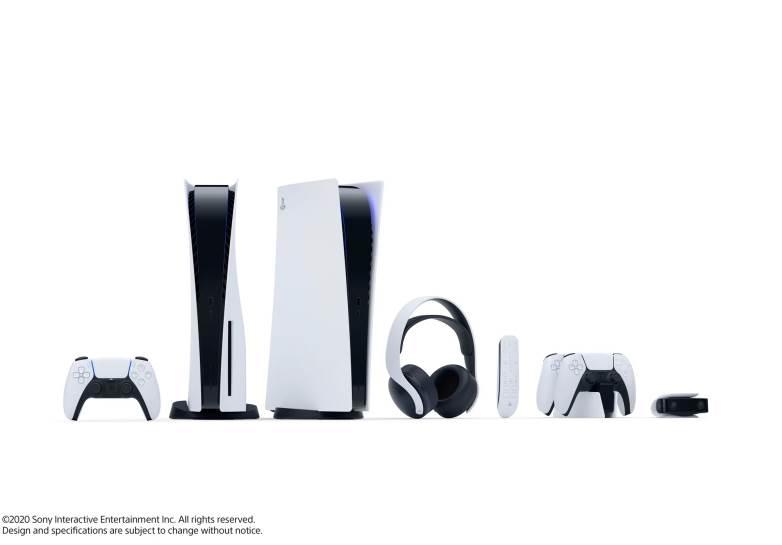 Sony PS5 Console bundle