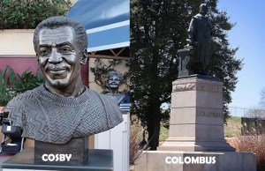 Statues Removed