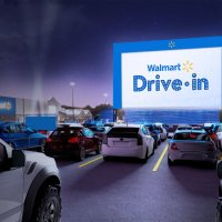 Wal-Mart Will Turn Their Parking Lots Into Drive-In Movie Theaters