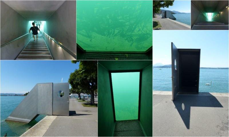 The Real Life 'Truman Show' Door in Switzerland