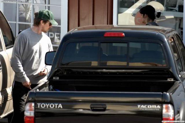 Christian Bale – Toyota Tacoma