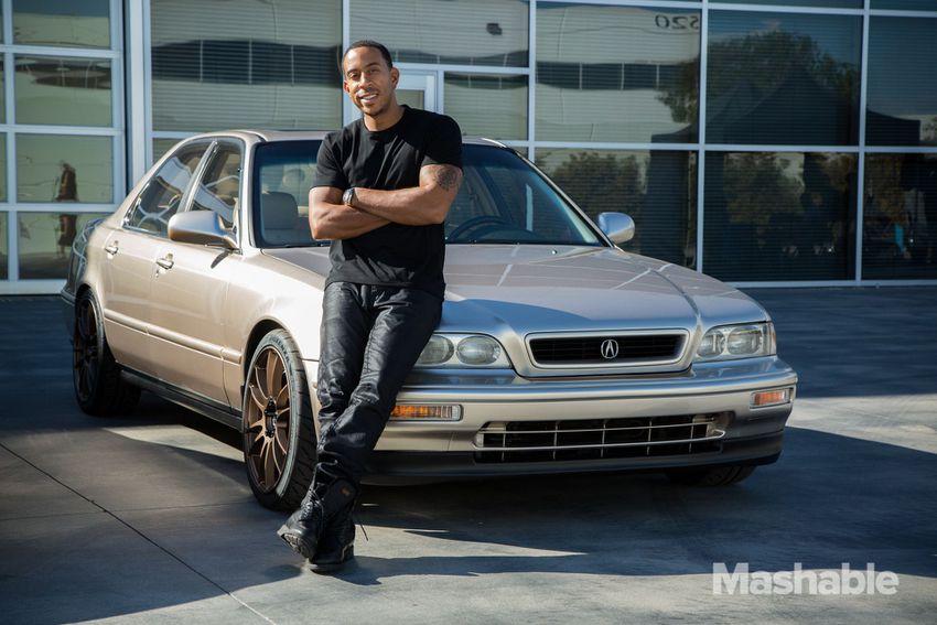 Ludacris – 1993 Acura Legend