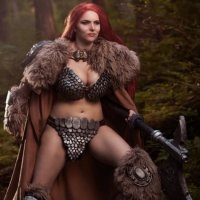 Check Out This Red Hot RED SONJA Cosplay