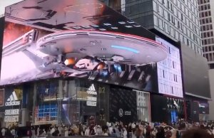 STAR TREK 3D Effect