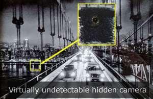 Hidden Spy Cams