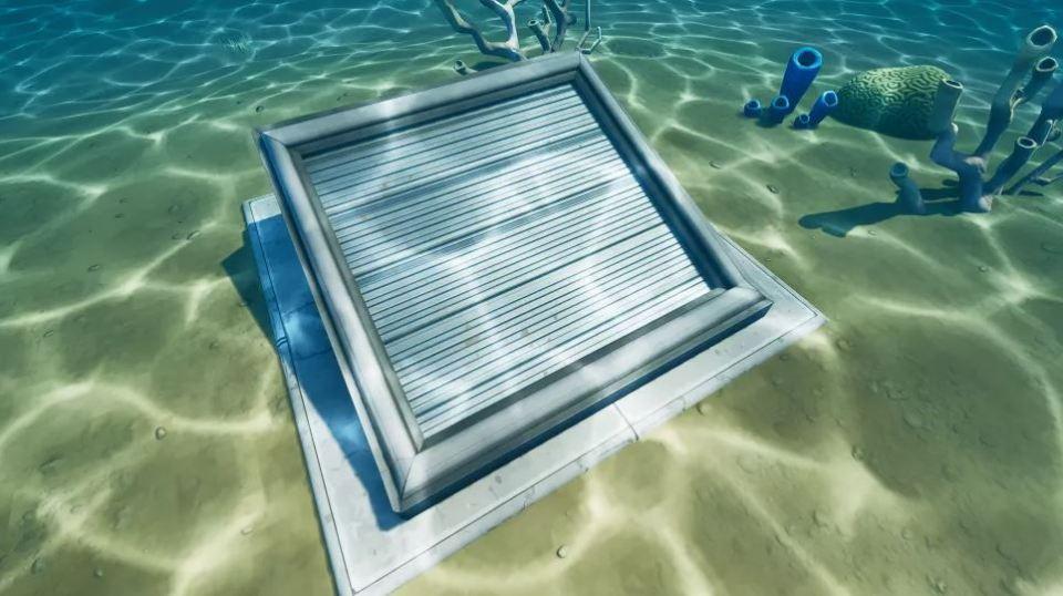 Hidden Bunkers in Fortnite