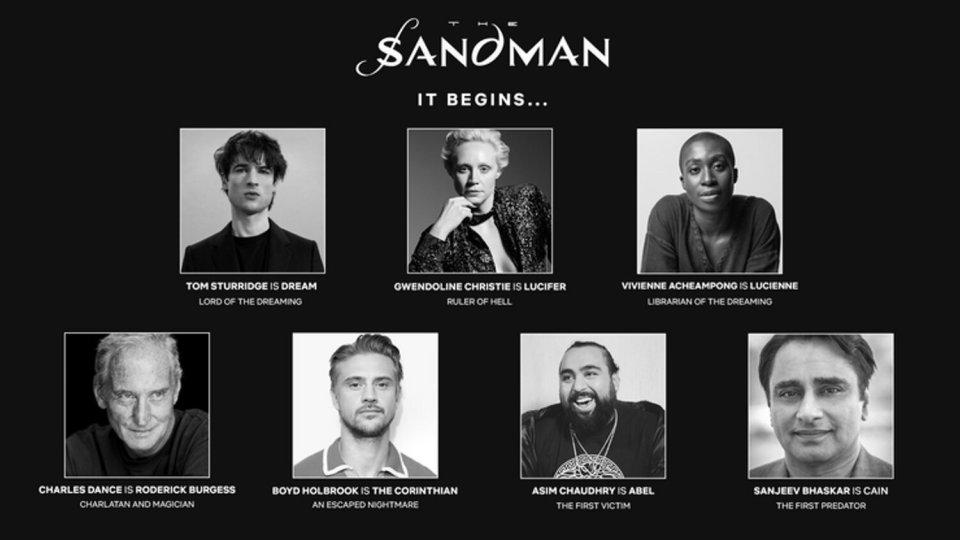 THE SANDMAN Netflix Series