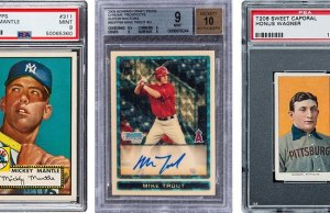 Most Expensive Trading Cards