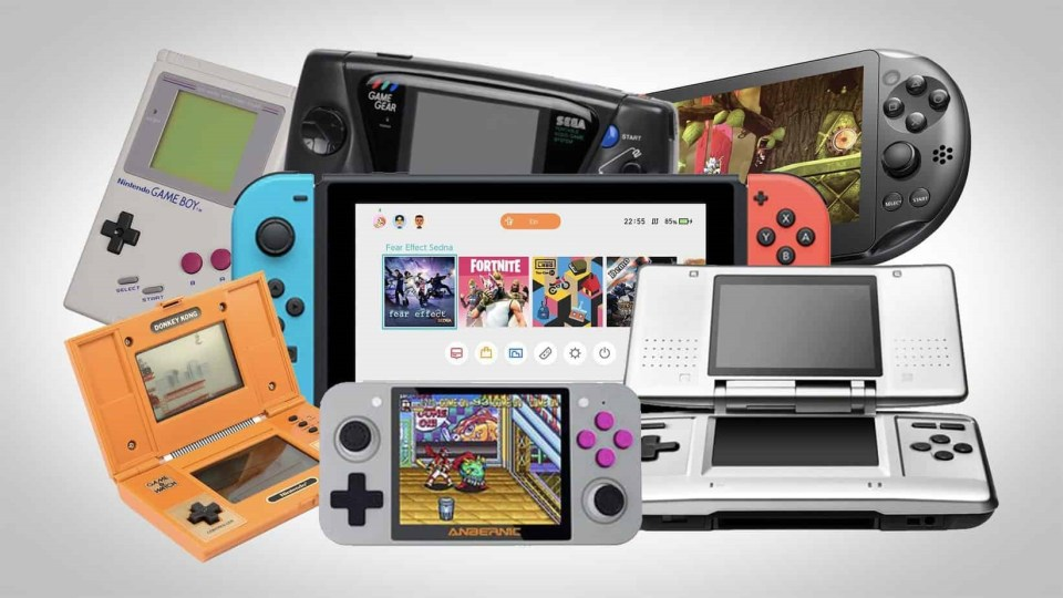 Best Portable Gaming Consoles of All Time