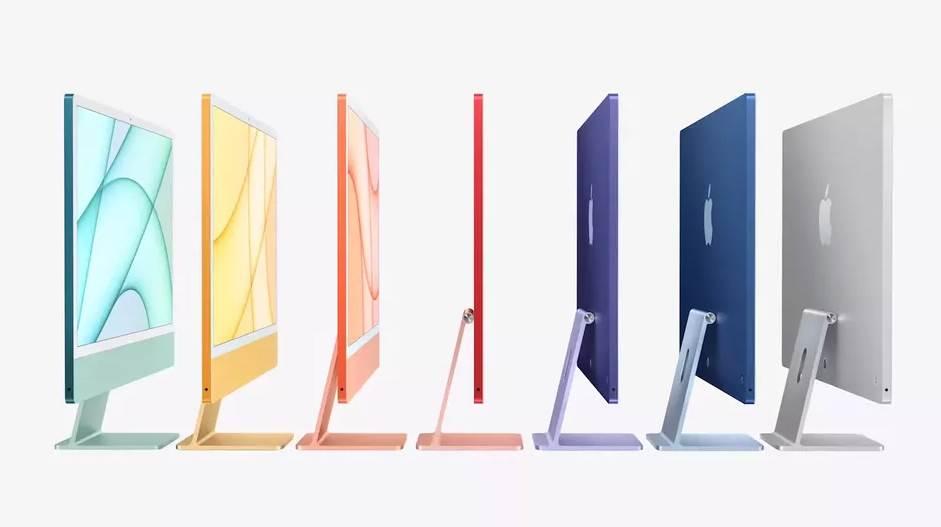 Vibrant iMacs
