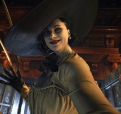 Resident Evil Village's Lady Dimitrescu