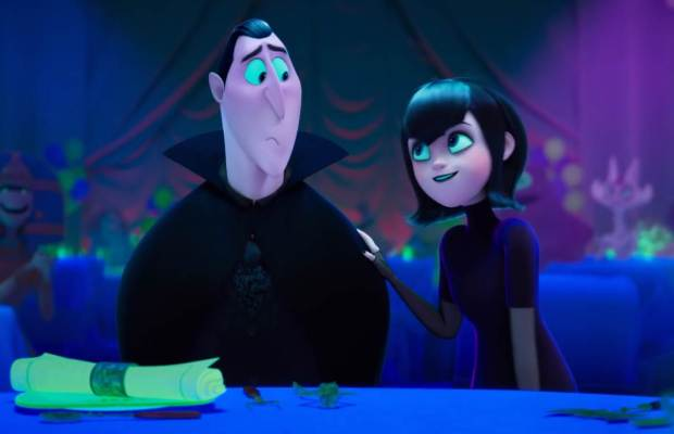 HOTEL TRANSYLVANIA TRANSFORMANIA