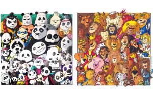 Pop Culture Characters