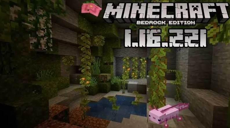 Minecraft Bedrock 1.17.0.52