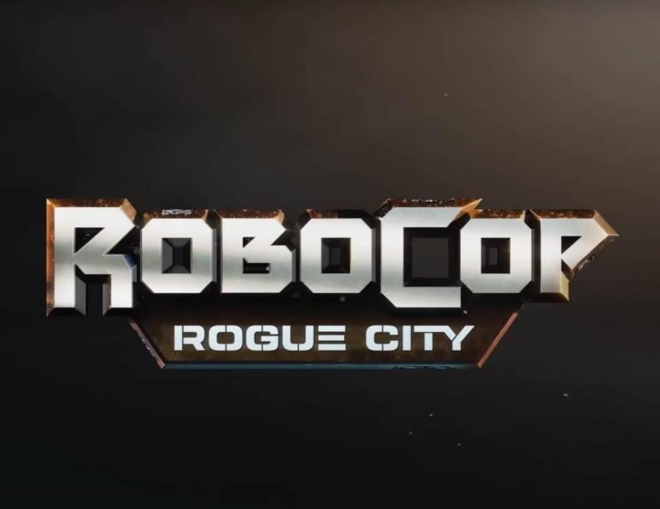 New RoboCop Game