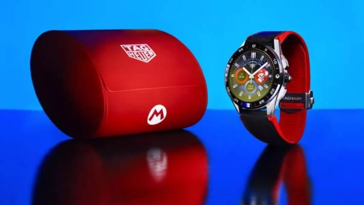 Super Mario smartwatch