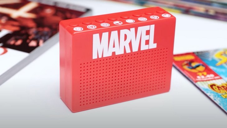 STAR WARS and MARVEL Sound Effects Machines