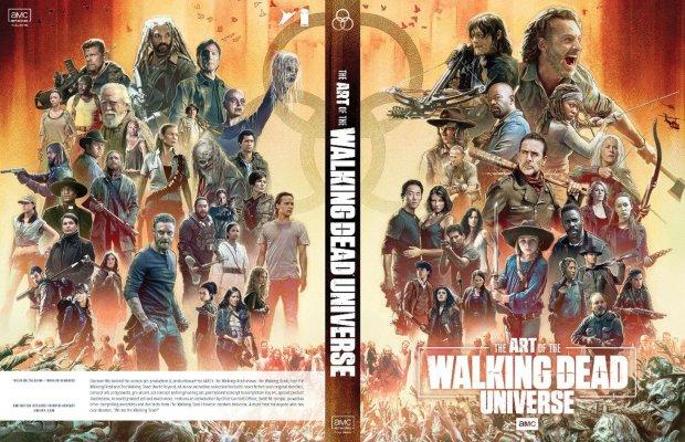 The Art of AMC's The Walking Dead Universe