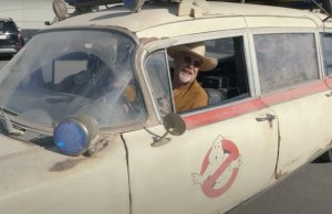 Ecto-1 From GHOSTBUSTERS: AFTERLIFE