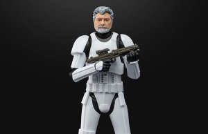 George Lucas Gets His Own STAR WARS Stormtrooper Action Figure