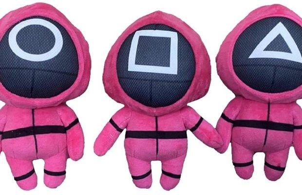 SQUID GAME Plushies