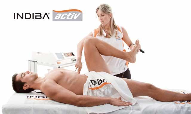 Fizio GP - Ostali načini fizioterapije - INDIBA ACTIV