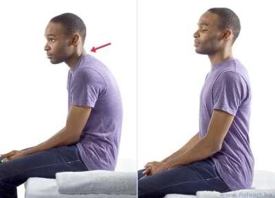 Az ülőhelyzetek hatása a nyaki gerincre