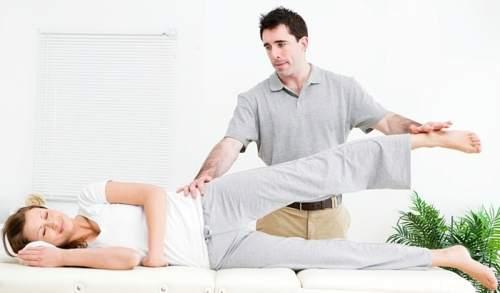 csípő gyógytorna, csípőízületi kopás